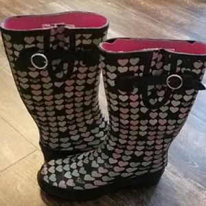Roxy Rain Boots Puddle Jumpers